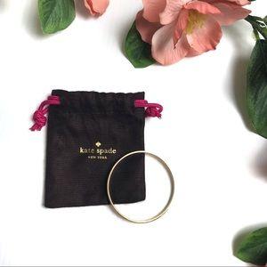 Kate Spade Heat Of Gold Bangle Bracelet